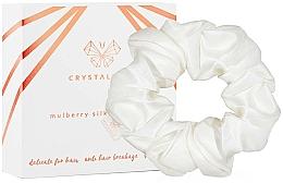 Düfte, Parfümerie und Kosmetik Haargummi Elfenbein - Crystallove