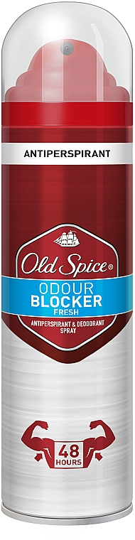 Deospray Antitranspirant - Old Spice Odour Blocker Fresh AntiPerspirant&Deodorant Spray