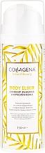 Düfte, Parfümerie und Kosmetik Feuchtigkeitsspendendes Körperelixier mit Kollagen und Leinsamenöl - Collagena Instant Beauty Body Elixir