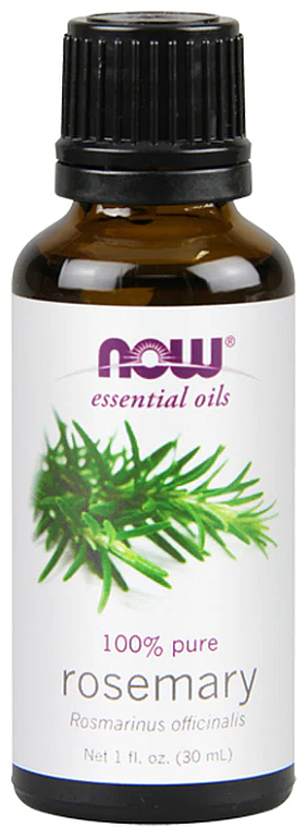 Ätherisches Öl Rosmarin - Now Foods Essential Oils 100% Pure Rosemary
