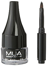 Düfte, Parfümerie und Kosmetik Gel-Eyeliner - MUA Gel Eyeliner