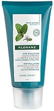 Düfte, Parfümerie und Kosmetik Schützende und entschlackende Haarspülung mit Wasserminze - Klorane Anti-Pollution Protective Conditioner With Aquatic Mint