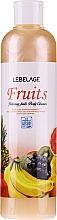 Düfte, Parfümerie und Kosmetik Duschgel mit Früchten - Lebelage Relaxing Fruits Body Cleanser