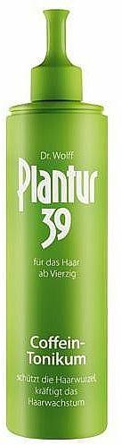Tonikum zum Haarwachstum und Schutz der Haarwurzel mit Koffein - Plantur Coffein Tonikum