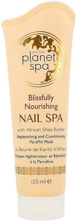 Paraffinmaske für Hände und Füße mit afrikanischer Sheabutter - Avon Planet Spa