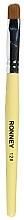 Düfte, Parfümerie und Kosmetik Manikürepinsel RN 00446 - Ronney Professional Gel Brush №12