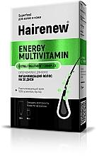 Düfte, Parfümerie und Kosmetik Innovativer Multivitamin-Komplex zum Haarwachstum - Hairenew Energy Multivitamin Extra Treatment Complex