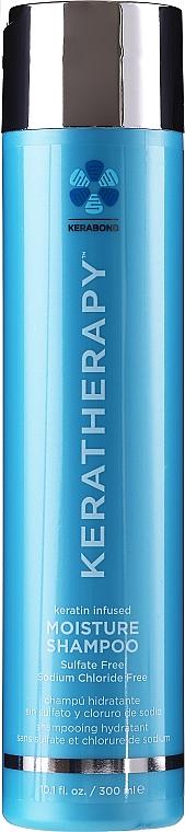 Feuchtigkeitsspendendes Shampoo - Keratherapy Moisture Shampoo