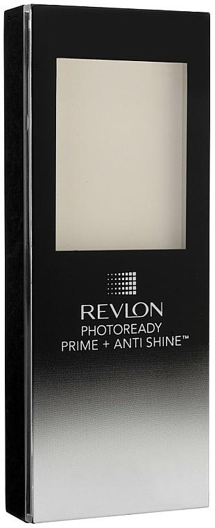Grundierung mit Anti-Glanz-Effekt - Revlon Photoready Prime + Anti Shine Balm