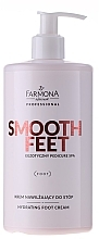 Düfte, Parfümerie und Kosmetik Regenerierende Fußcreme mit Grapefruit - Farmona Exotic Pedicure SPA