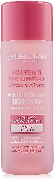 Acetonfreier Nagellackentferner - Deborah Nail Polish Remover