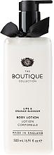 Düfte, Parfümerie und Kosmetik Körperlotion mit Limette und Orangenblüte - Grace Cole Boutique Lime and Orange Blossom Body Lotion