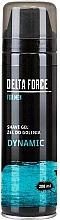 Düfte, Parfümerie und Kosmetik Rasiergel - Pharma CF Delta Force For Men Dynamic Shave Gel