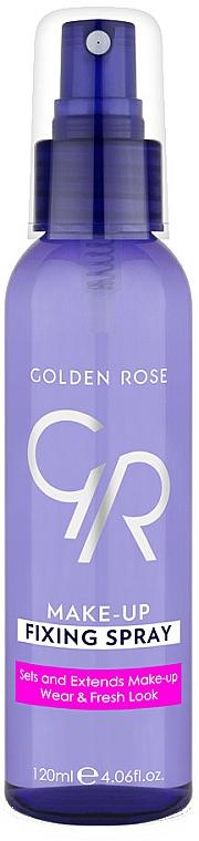 Make-up-Fixierer - Golden Rose Make-Up Fixing Spray