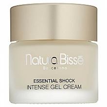 Düfte, Parfümerie und Kosmetik Intensiv straffende Gesichtsgel-Creme für alle Hauttypen - Natura Bisse Essential Shock Intense Gel Cream
