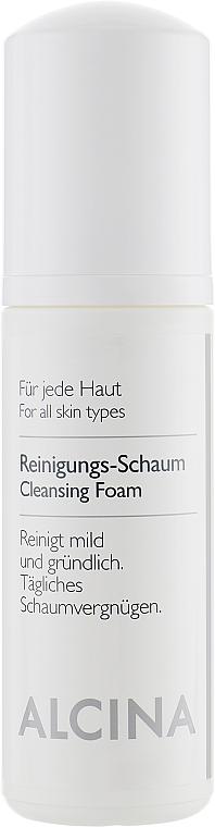 Gesichtsreinigungsschaum - Alcina B Cleansing Foam