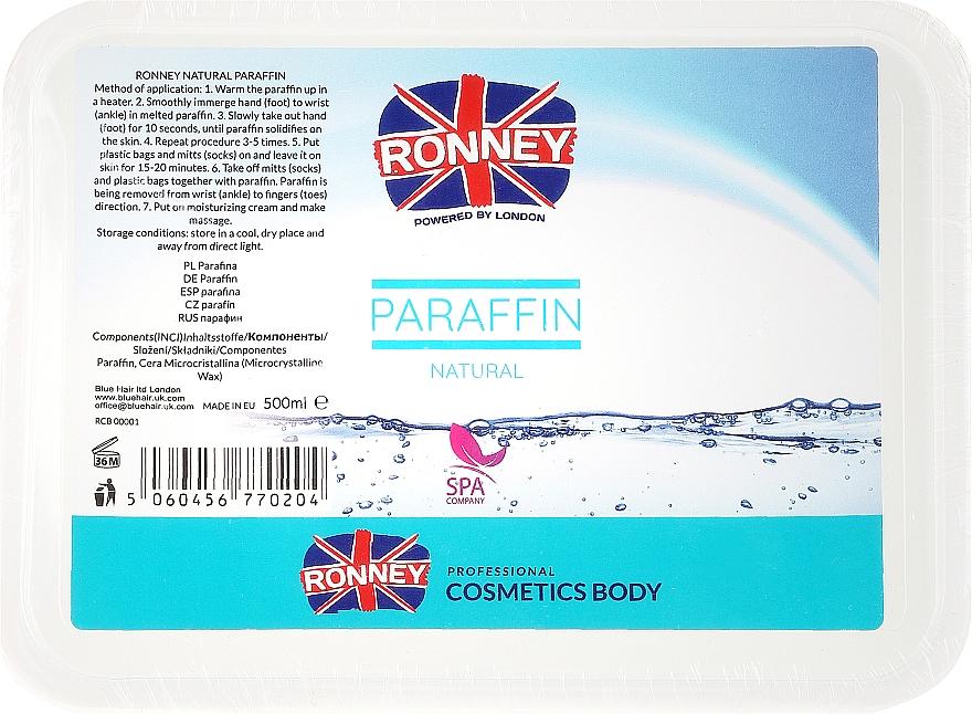 Naturparaffin für Behandlung von Händen und Füßen - Ronney Natural Paraffin