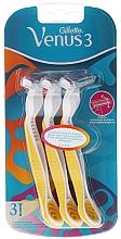Düfte, Parfümerie und Kosmetik Einwegrasierer 3 St. - Gillette Simply Venus 3