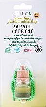 Düfte, Parfümerie und Kosmetik Raumerfrischer mit Zitronenduft - Mira