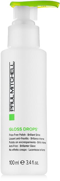 Glättende und glänzende Haarlotion - Paul Mitchell Smoothing Gloss Drops — Bild N1