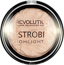 Düfte, Parfümerie und Kosmetik Highlighter - Makeup Revolution Strobe Highligters Radiant Lights