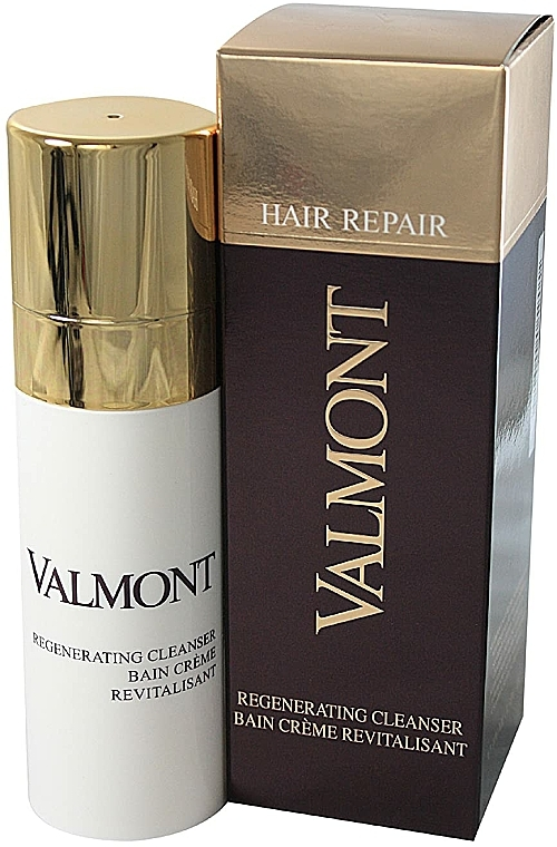 Regenerierendes Anti-Aging Creme-Shampoo - Valmont Hair Repair Regenerating Cleanser