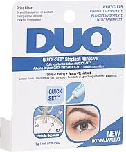 Düfte, Parfümerie und Kosmetik Wasserfester Wimpernkleber - Ardell Duo Quick Set