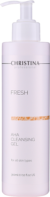 Frische Flüssigseife mit AHA-Säuren - Christina Fresh AHA Cleansing Gel — Bild N1