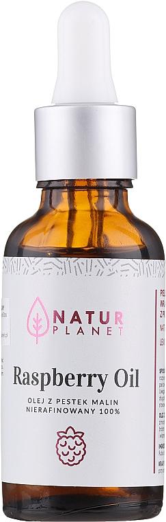 100% natürliches Himbeeröl - Natur Planet Raspberry Oil 100%