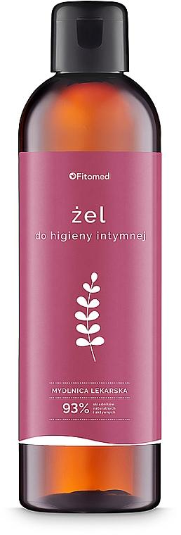 Intimgel auf Kräuterbasis - Fitomed Herbal Gel For Intimate Hygiene