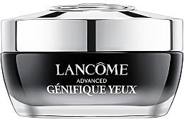 Düfte, Parfümerie und Kosmetik Regenerierende und verjüngende Creme für die Augenpartie für einen strahlenden Blick - Lancome Advanced Genifique