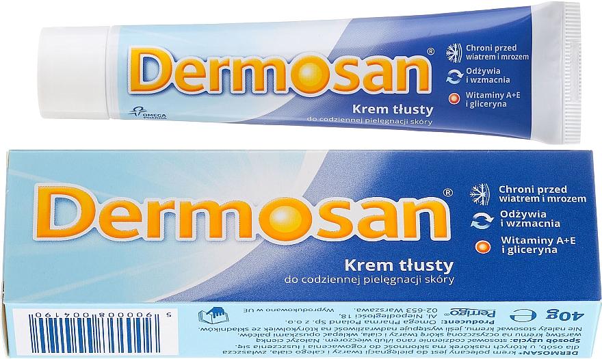 Gesichts- und Körpercreme - Dermosan Face Cream