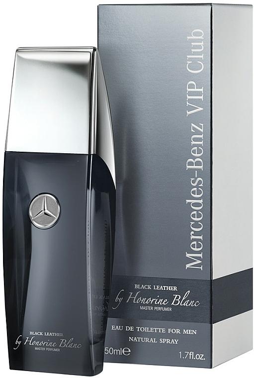 Mercedes-Benz Black Leather - Eau de Toilette