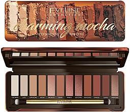 Düfte, Parfümerie und Kosmetik Lidschattenpalette - Eveline Cosmetics Charming Mocha Eyeshadow