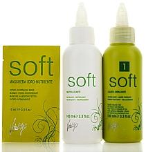 Düfte, Parfümerie und Kosmetik Dauerwelle-Set - Vitality's Soft №1