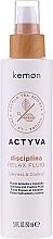 Düfte, Parfümerie und Kosmetik Haarspray für mehr Geschmeidigkeit und Kontrolle - Kemon Actyva Disciplina Relax Fluid