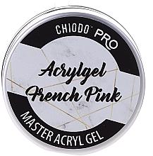Düfte, Parfümerie und Kosmetik UV/LED Aufbaugel French Pink - Chiodo Pro Acryl Gel French Pink Gel