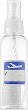 Düfte, Parfümerie und Kosmetik Plastikflasche mit Pumpenspender 100 ml 400521 - Inter-Vion