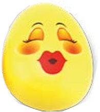 Düfte, Parfümerie und Kosmetik Haarbürste 3002W Lächelndes Gesicht - IDC Design Smile Brush