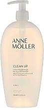 Düfte, Parfümerie und Kosmetik 3in1 Mizellen-Reinigungswasser für empfindliche Haut - Anne Möller CLEAN UP 3 IN 1 High Tolerance Micellar Water