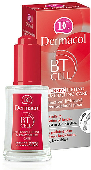 Gesichtsserum - Dermacol BT Cell Intensive Lifting Remodeling Care