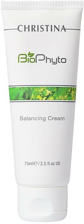 Ausgleichende mattierende Tagescreme - Christina Bio Phyto Balancing Cream