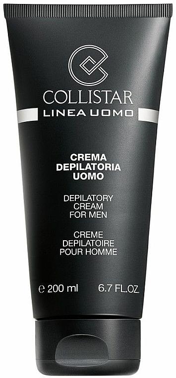 Enthaarungscreme für Männer - Collistar Linea Uomo Depilatory Cream for Men