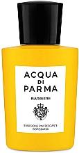 Düfte, Parfümerie und Kosmetik Erfrischende After Shave Emulsion - Acqua di Parma Barbiere Refreshing After Shave Emulsion