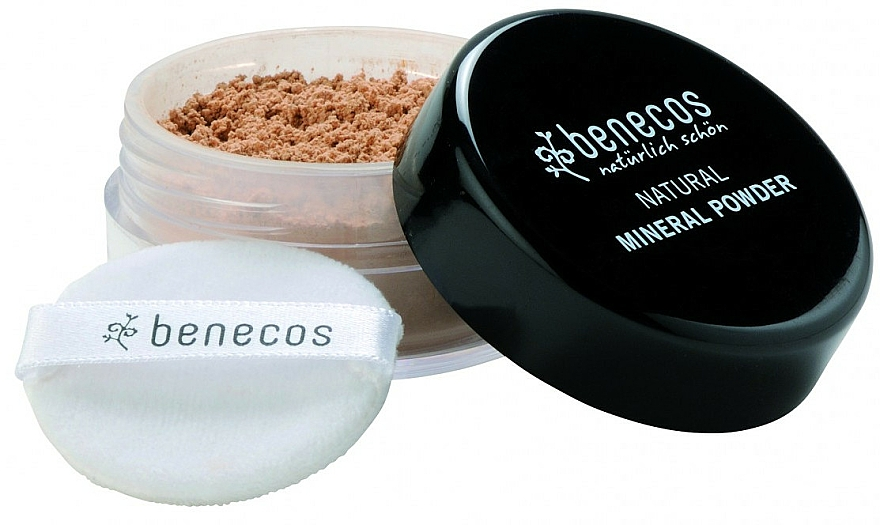 Loser Mineralpuder - Benecos Natural Mineral Powder