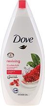 Düfte, Parfümerie und Kosmetik Duschcreme mit Granatapfel & Hibiskus Tee - Dove Reviving Body Wash