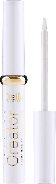 Wachstumsserum für Wimpern und Augenbrauen - Delia Lash & Brow Enhancer Eyelash Creator