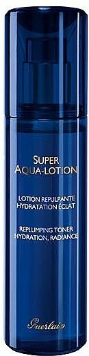Feuchtigkeitsspendende Gesichtslotion für Männer - Guerlain Super Aqua-Lotion