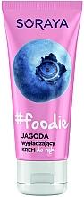 Düfte, Parfümerie und Kosmetik Pflegende Handcreme - Soraya Foodie Jagoda