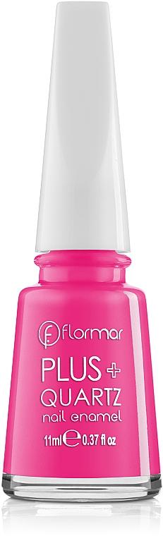 Nagellack - Flormar Plus Quartz
